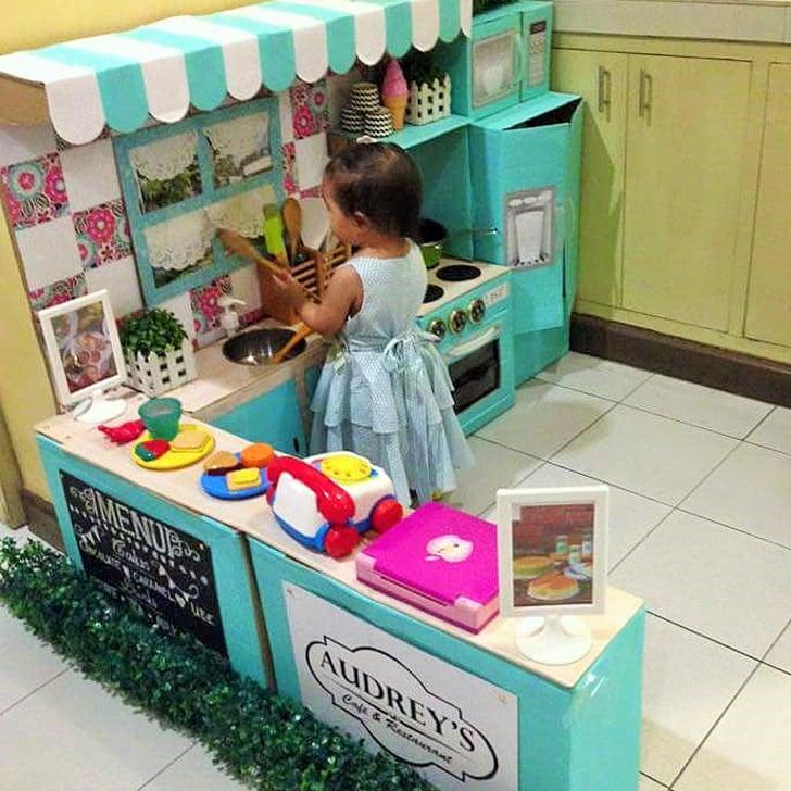PopSugar  Kitchen For Kids