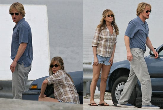 Jen and Owen Look Perfect Together