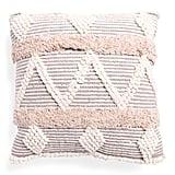 Tufted Diamond Pillow