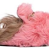 Gucci Princetown Lamb Fur Mules