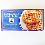 Trader Joe's Frozen Blueberry Waffles ($2)