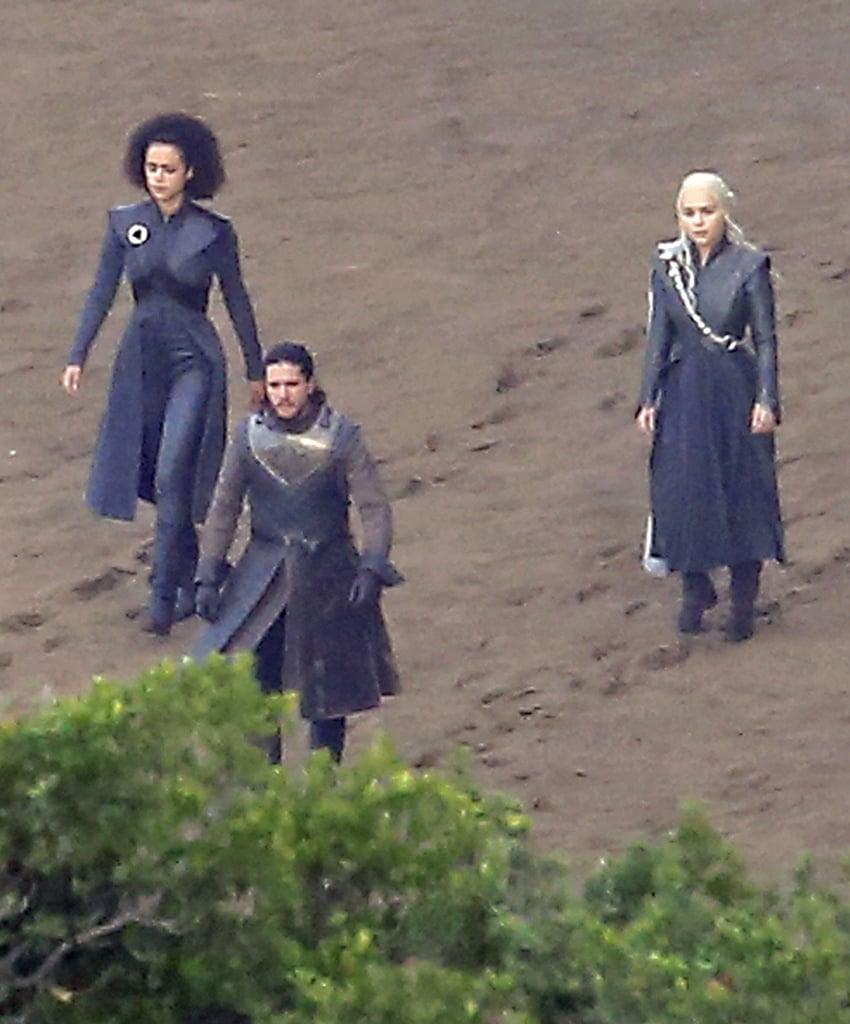 Jon Schnee Daenerys Targaryen Verwandt