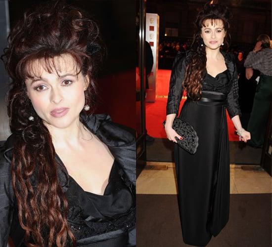 Photos of Helena Bonham Carter at the 2011 BAFTA Awards
