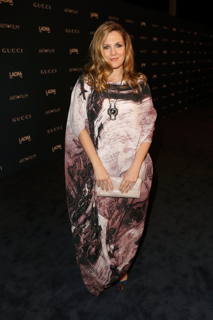 In November, it was confirmed that Drew Barrymore is pregnant with her second child. She and husband Will Kopelman are already parents to daughter Olive.