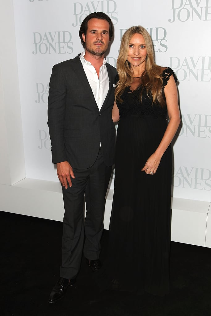 Bradley Cockson and Collette Dinnigan