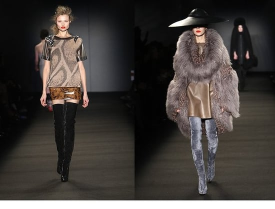 London Fashion Week: Giles Fall 2009