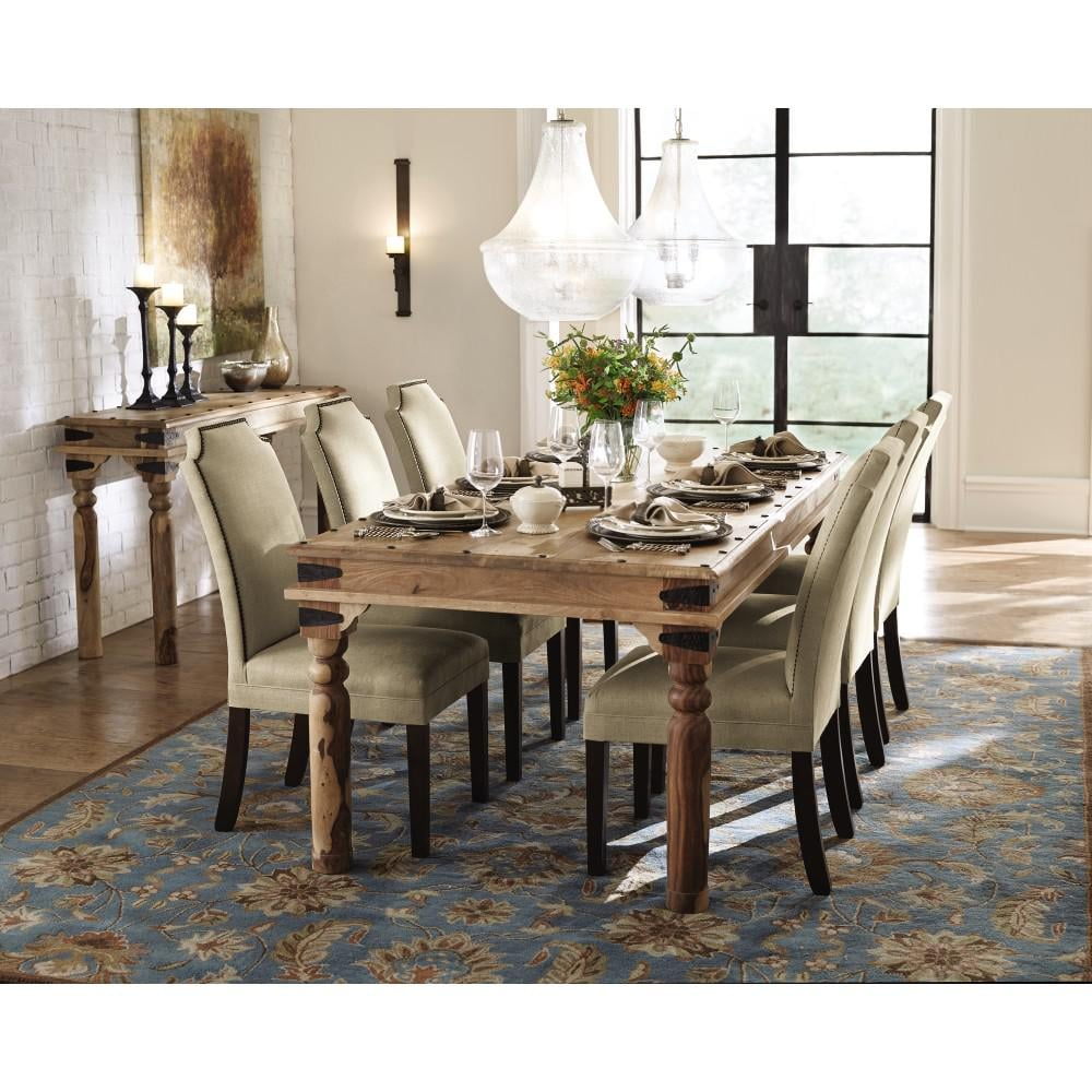 Fields Weathered Brown Dining Table ($719, originally $899)