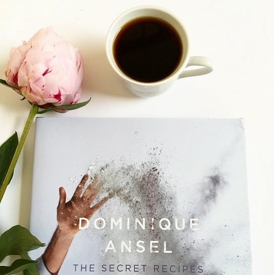 Perfect morning to bake. Deferring to @dominiqueansel for the inspiration #dominiqueansel #cookbook #novemberbox #sunday #bakeday #regram @mes2petitesetoiles #thesecretrecipes
