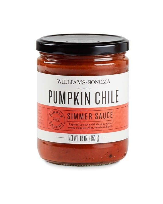 Williams-Sonoma Pumpkin Chile Simmer Sauce