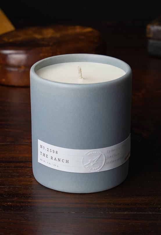 Aerangis Candle The Ranch