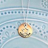 Hamilton Musical Necklace
