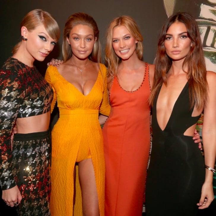 Saturday Night Live Makes Fun Of Taylor Swift S Squad Popsugar Celebrity