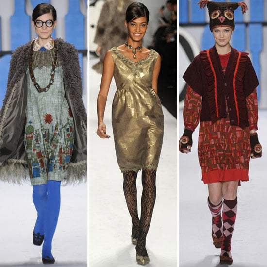 Fashion style Fall sui anna runway review for woman