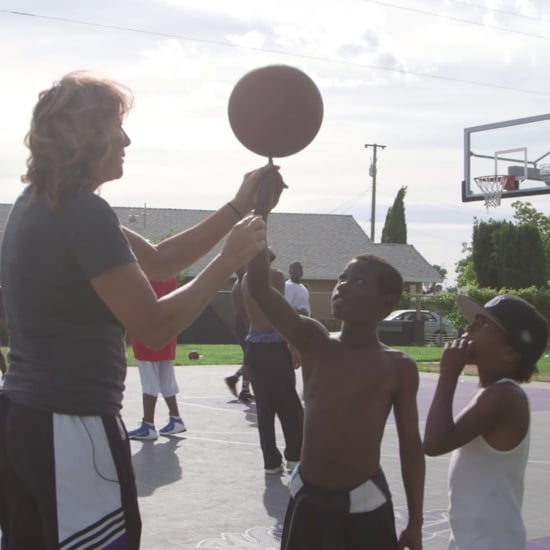Nancy Lieberman's Charity DreamCourts For Inner-City Kids