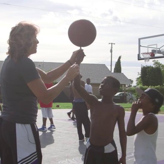 Nancy Lieberman's Charity DreamCourts For Inner-City Kids