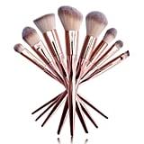Ucanbe Professional Makeup Brushes