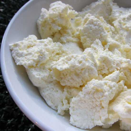 Homemade Ricotta Recipe