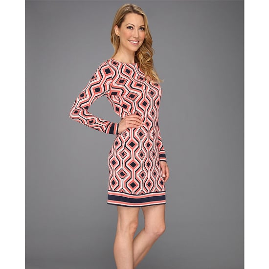 How fun is this print from Michael Kors? And long sleeves — essential! — Laura, shopstyle.com.au country manager Dress, $115.06, Michael Michael Kors at Saks Fifth Avenue