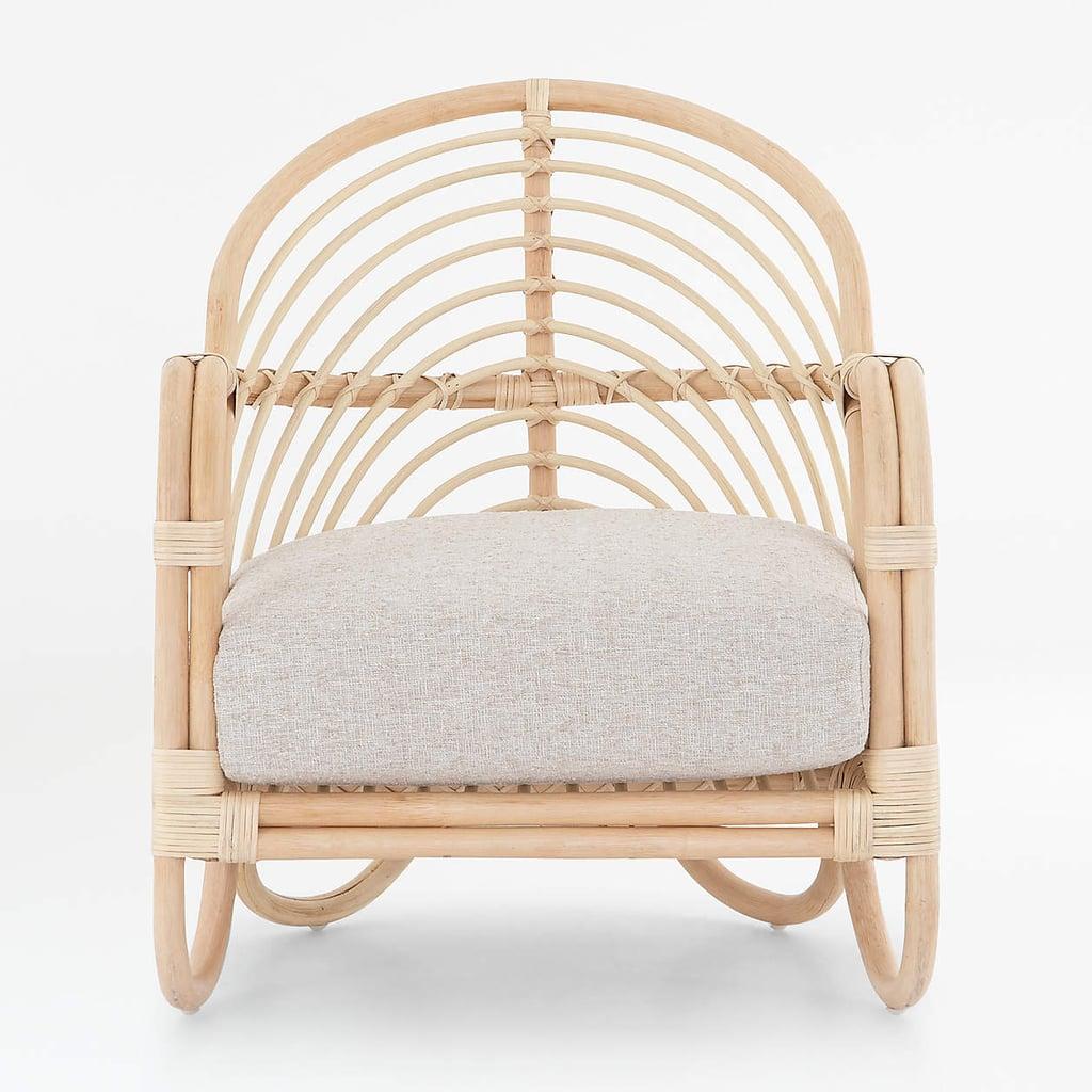 Etta Natural Rattan Chair