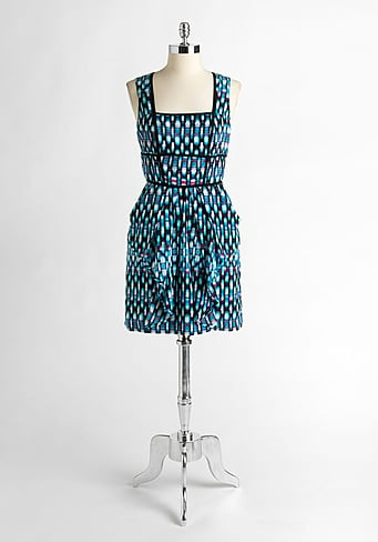Cynthia Steffe Sleeveless Print Dress ($395)