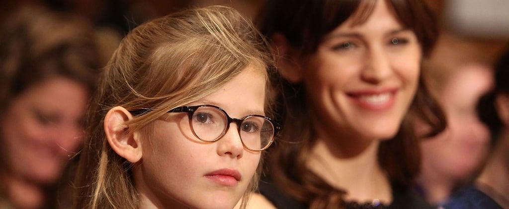 Jennifer Garner Talks About Kids on Today Show Sept. 2016