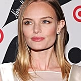 Kate Bosworth had a smile on her face at the Target and Neiman Marcus Holiday Collection party in NYC.