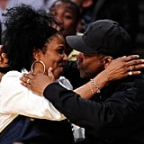 Denzel and Pauletta Washington: 35 Years