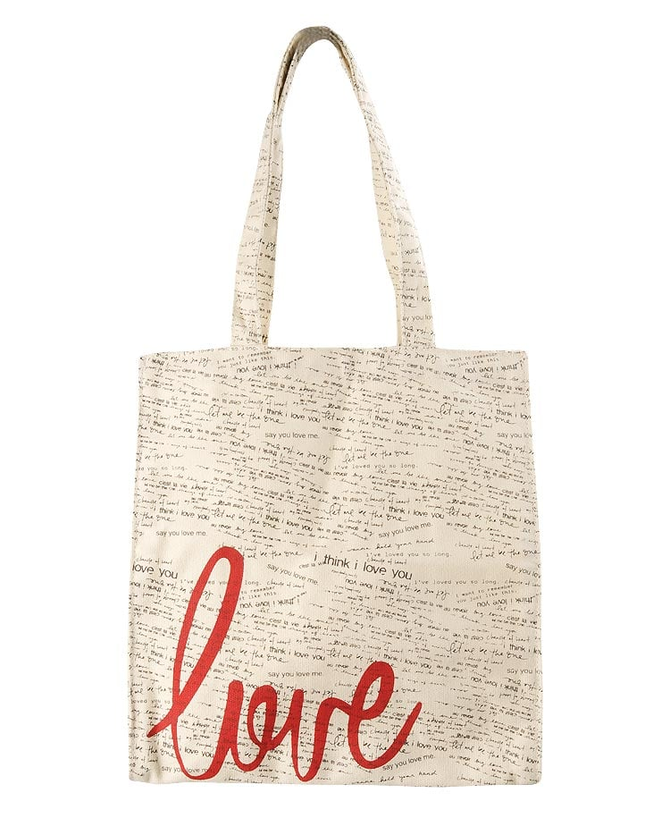 Mini Love Tote, approx $6.33 from Forever 21