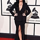 At the Grammys, She Looked BADASS
