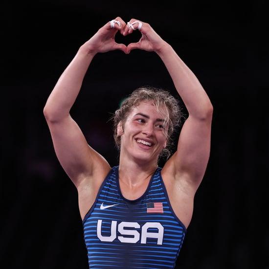 US Wrestler Helen Maroulis on Winning Bronze at the Olympics