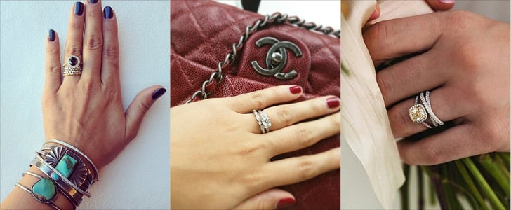 How to Style Your Wedding Band