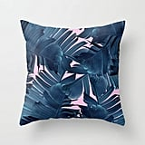 Tropical Banana Leaf Cushion Cover
