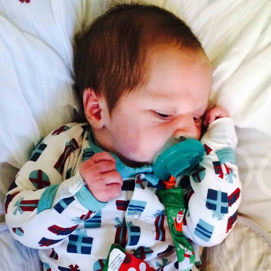 Family Adopts Baby With Umbilical Cord Still Attached