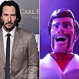 Keanu Reeves as Duke Caboom