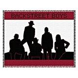 Backstreet Boys Throw Blanket