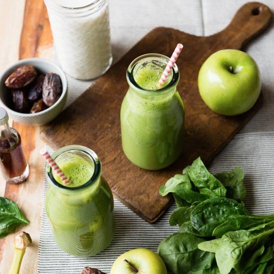 Healthy Caramel Apple Smoothie Recipe
