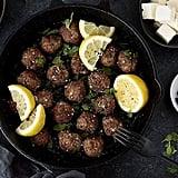 Greek Gyro Meatballs
