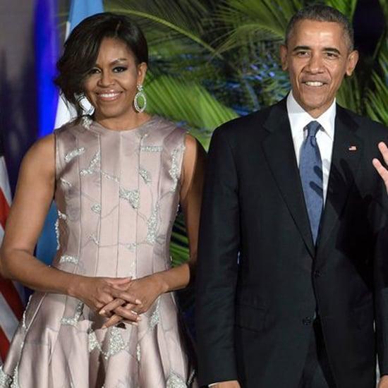 The Obamas' Overseas Trips