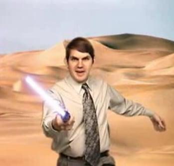 Luke Skywalker For School Board