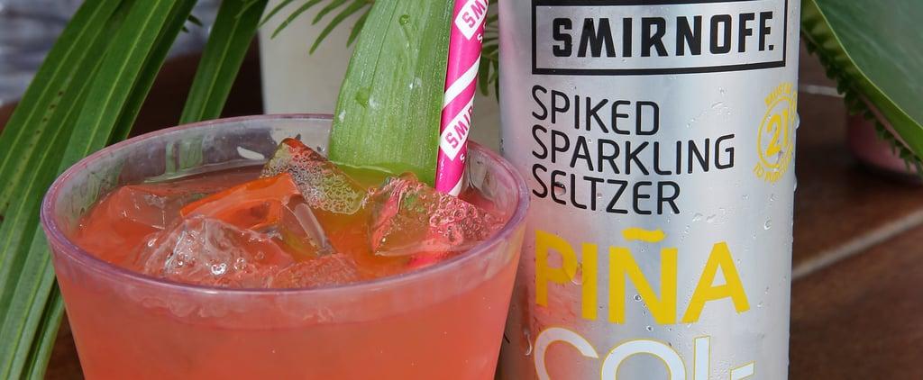 Smirnoff Spiked Sparkling Seltzer New Flavors 2019