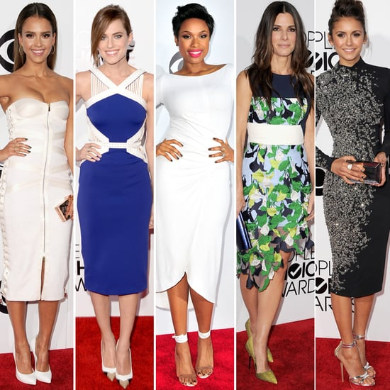 Best Dressed at People's Choice Awards 2014