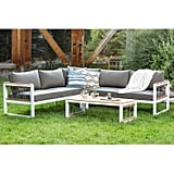 4-Piece Outdoor Sectional