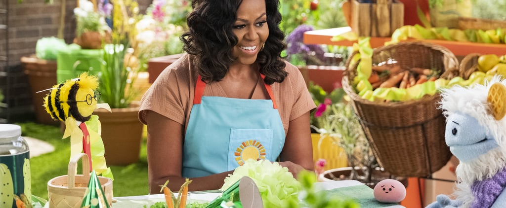 Michelle Obama's Netflix Show Waffles and Mochi   Photos