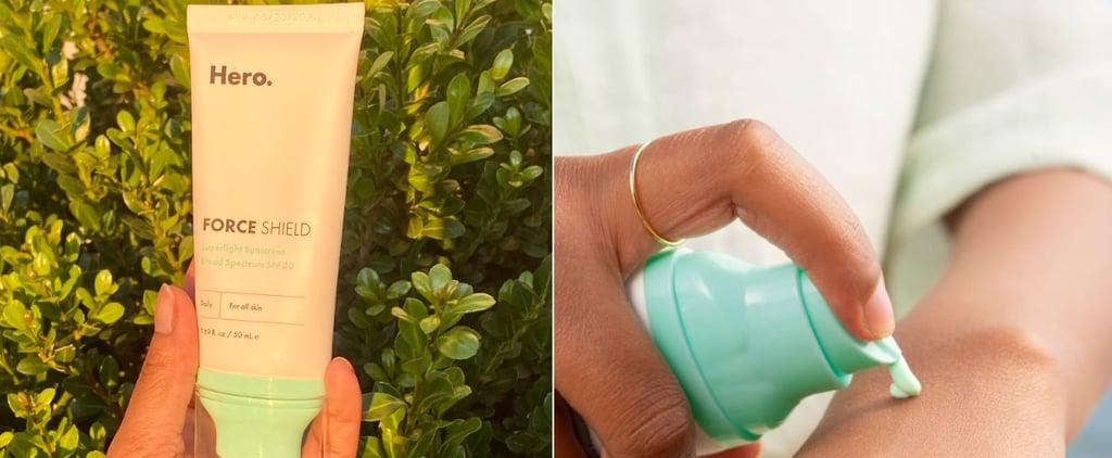 Hero Cosmetics Force Shield Superlight Sunscreen Review