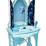 Elsa's Enchanted Ice Vanity