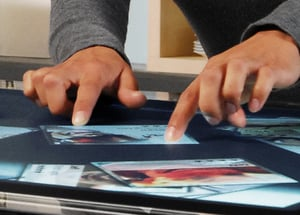 Microsoft's 'Surface' Table Explored