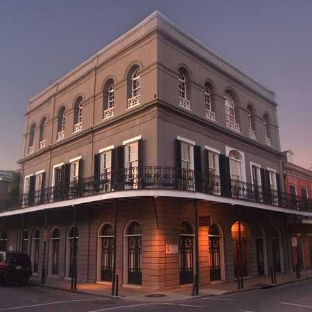 Guess Who Owns a Creole Townhouse?