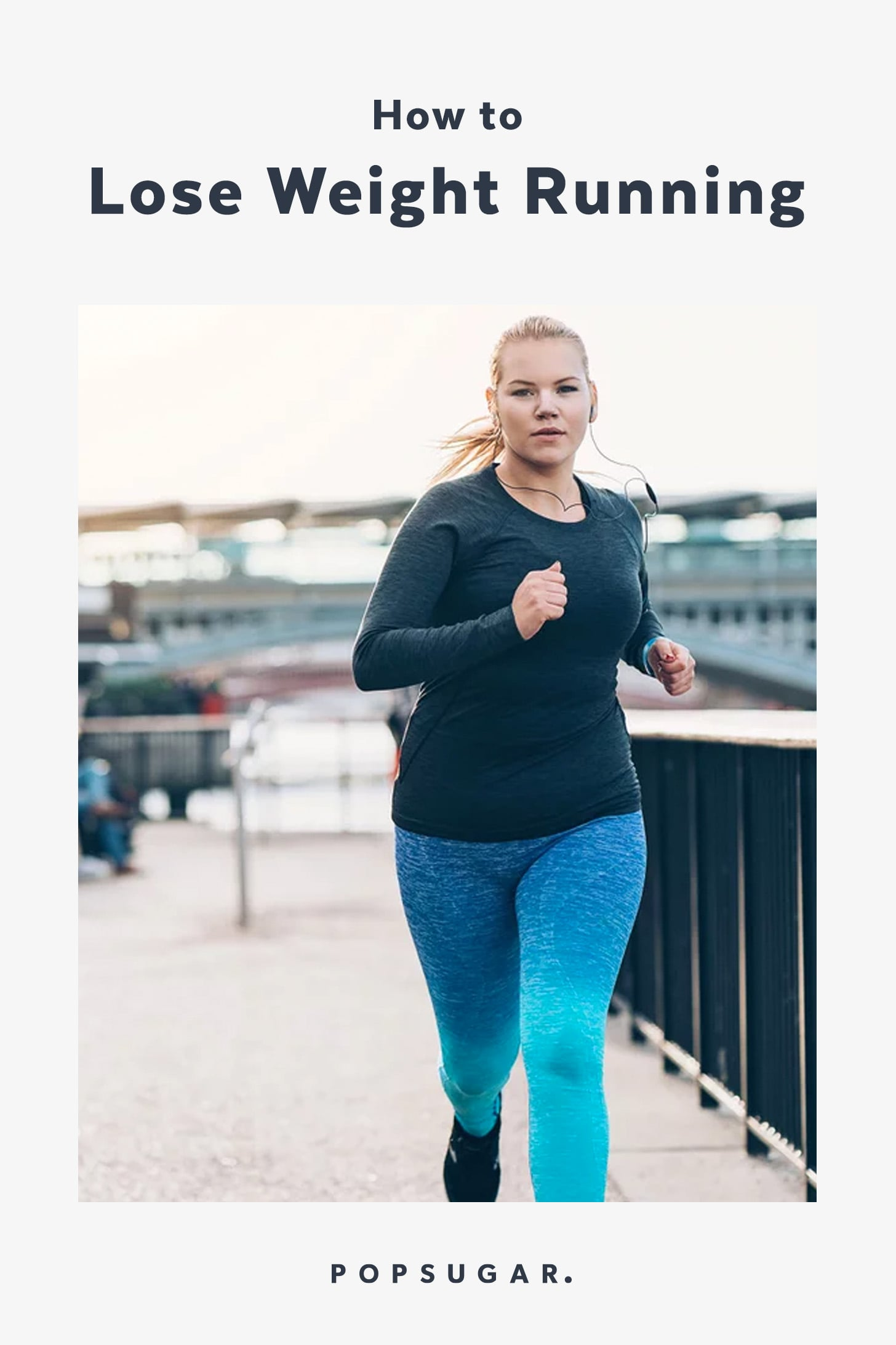 How to Lose Weight Running  POPSUGAR Fitness