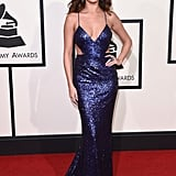 She Sparkled at the Grammys