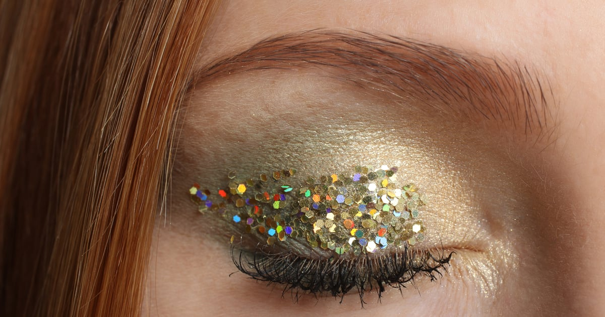 Glittery Eye Makeup Looks That'll Sell You on the Sparkle This Summer.jpg